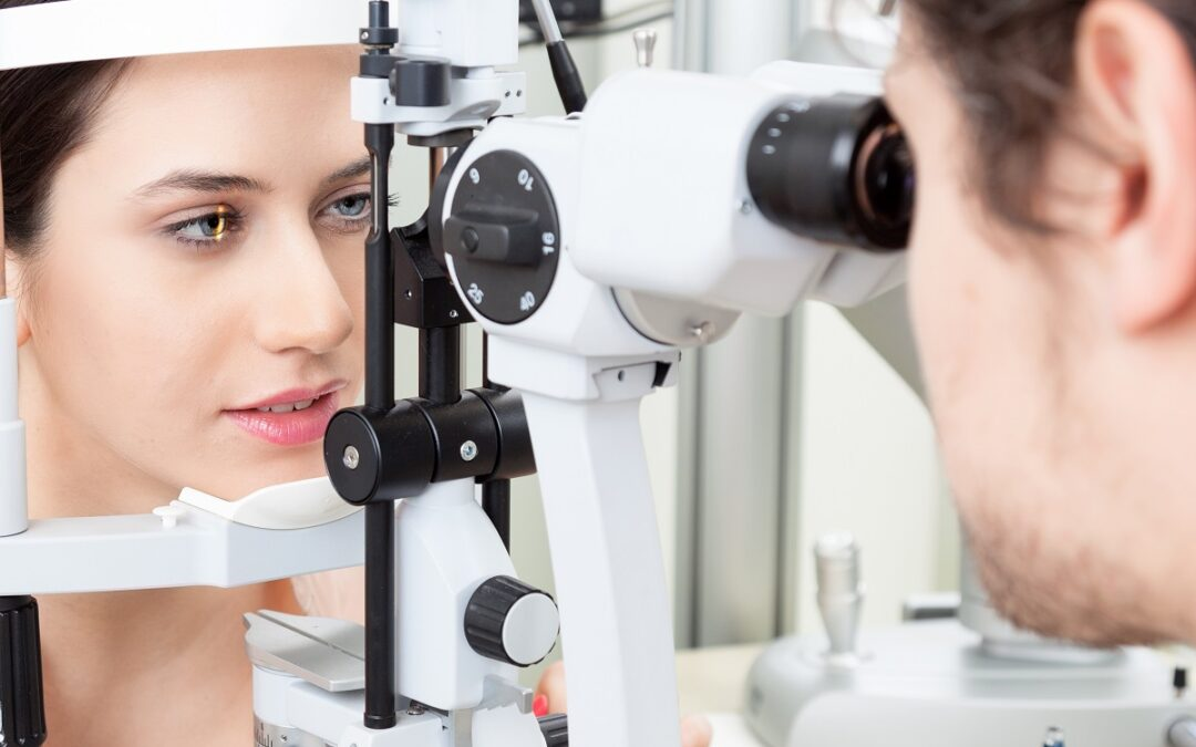 Signs You Should Book an Eye Exam